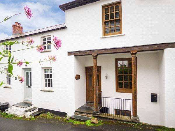 4 Bedrooms Terraced House for sale in Pillar House, Dunn Street, Boscastle, Cornwall, PL35