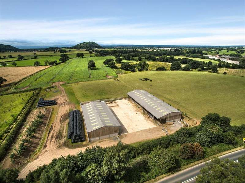 Farm Commercial for sale in Whitchurch Road, Beeston, Tarporley, Cheshire, CW6