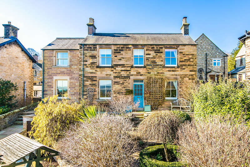 4 Bedrooms Detached House for sale in Church Lane, Bakewell