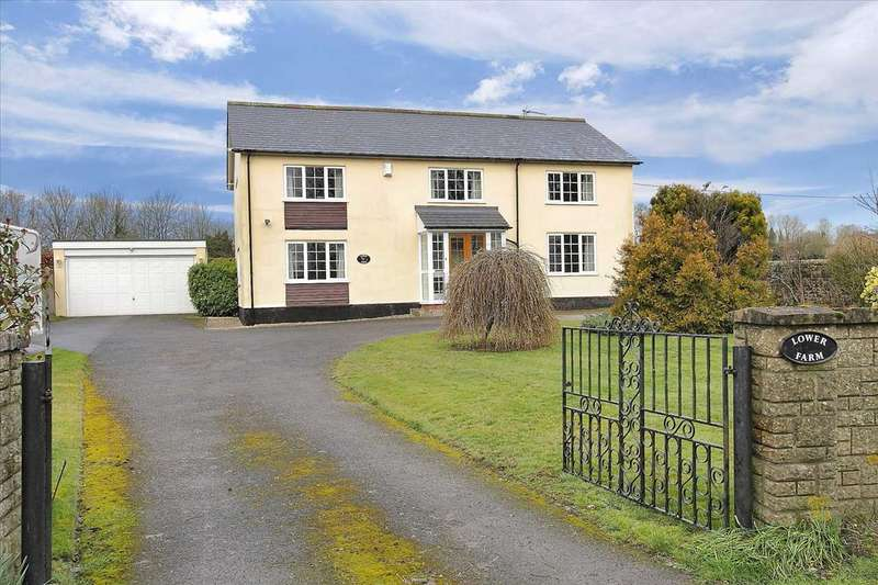 4 Bedrooms Detached House for sale in Lower Farm, Andover