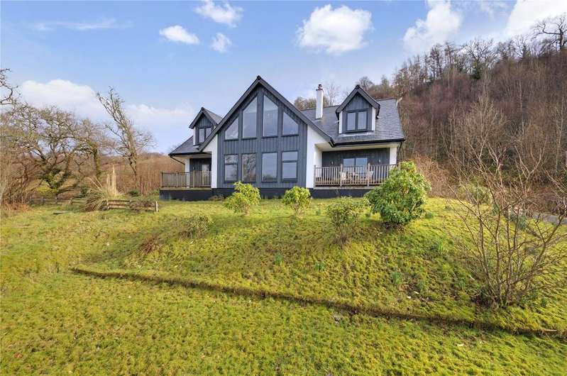5 Bedrooms Detached House for sale in Loch Awe House, Dalmally, Argyll and Bute, PA33