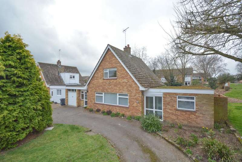 3 Bedrooms Detached House for sale in Highfields Road, Witham, CM8 1LW