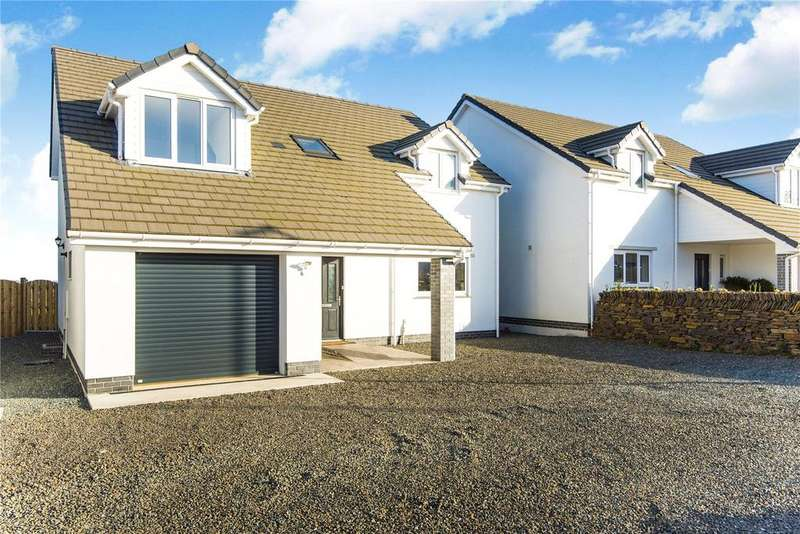 4 Bedrooms Detached House for sale in Bennett Meadows, Trispen, Truro, Cornwall