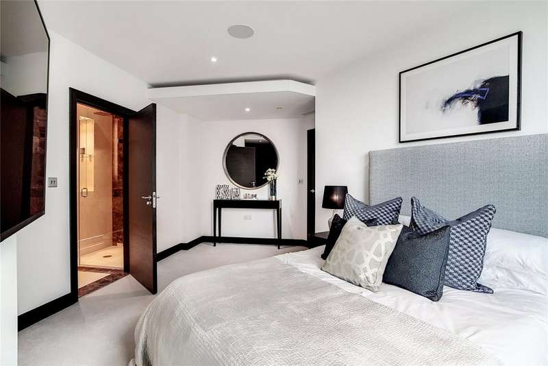 3 Bedrooms Flat for sale in Marquis House, Beadon Road, London, W6