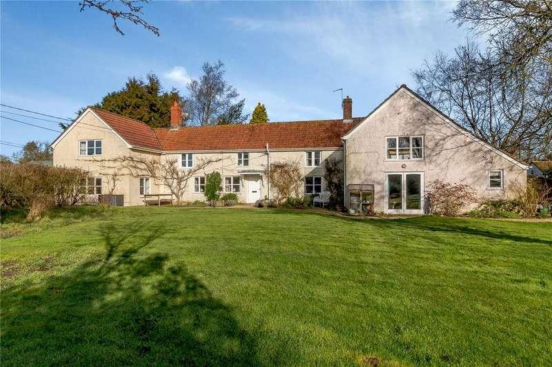 5 Bedrooms Detached House for sale in Kilmington Common, Kilmington, Warminster, Wiltshire