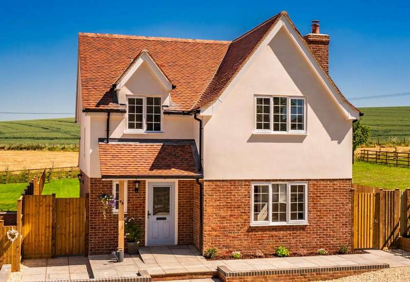 4 Bedrooms Detached House for sale in 6A Mayfield Cottages, Compton, RG20