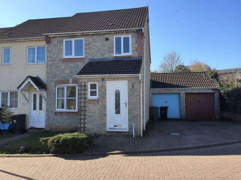 3 Bedrooms Terraced House for sale in Milkwall, Coleford, Gloucestershire