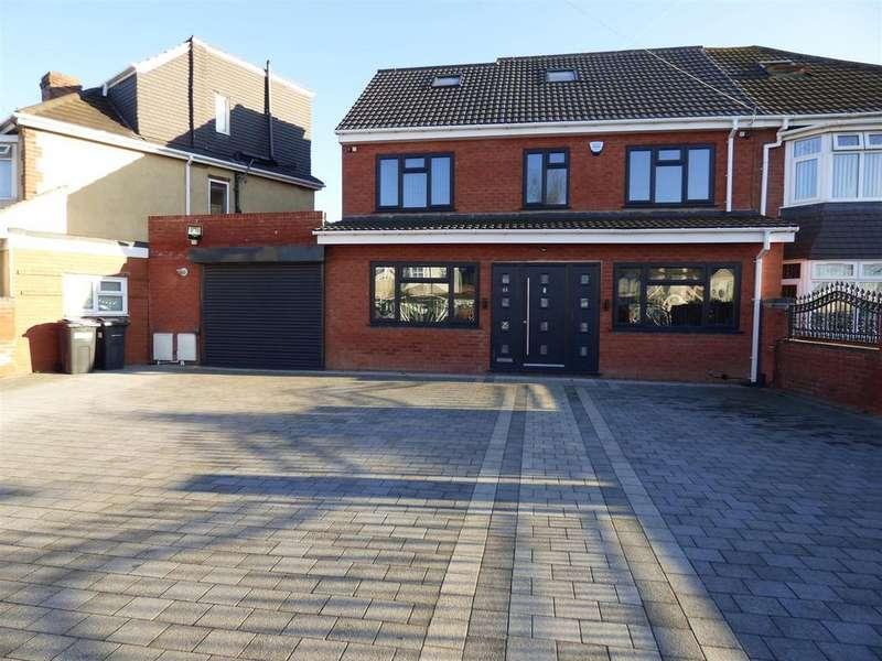 5 Bedrooms Semi Detached House for sale in Morris Road, Ward End, Birmingham
