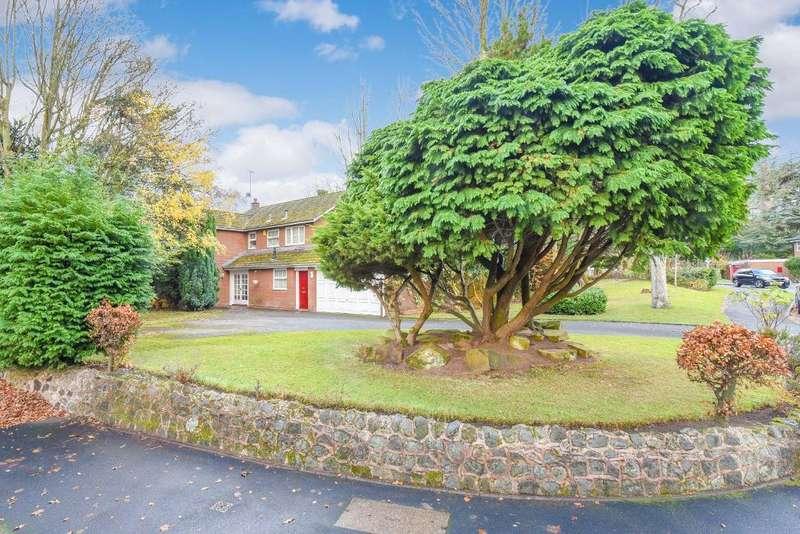 5 Bedrooms Detached House for sale in Greening Drive, Edgbaston, Birmingham, B15 2XA
