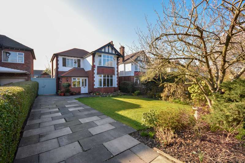 4 Bedrooms Detached House for sale in CLIFFORD ROAD, POYNTON