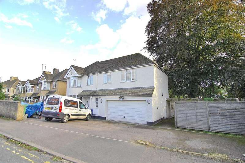 4 Bedrooms Detached House for sale in Folly Lane, Stroud, Gloucestershire, GL5