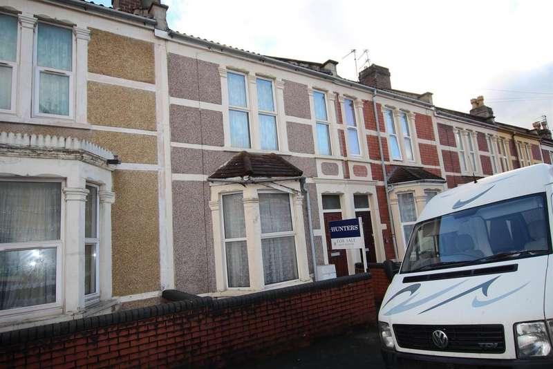 2 Bedrooms Terraced House for sale in Barratt Street, Bristol, BS5 6DF
