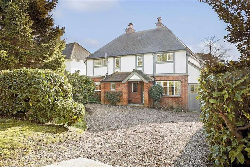 4 Bedrooms Detached House for sale in Belmont Park Road, Maidenhead, Berkshire