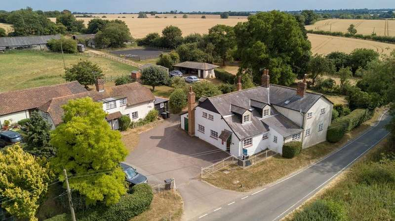 5 Bedrooms Farm House Character Property for sale in High Laver, Ongar, Essex, CM5