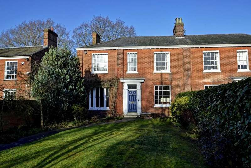 4 Bedrooms Semi Detached House for sale in Newmarket Road, Norwich, NR2
