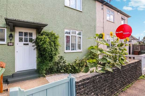 4 Bedrooms Terraced House for sale in Guildsway, Walthamstow, London