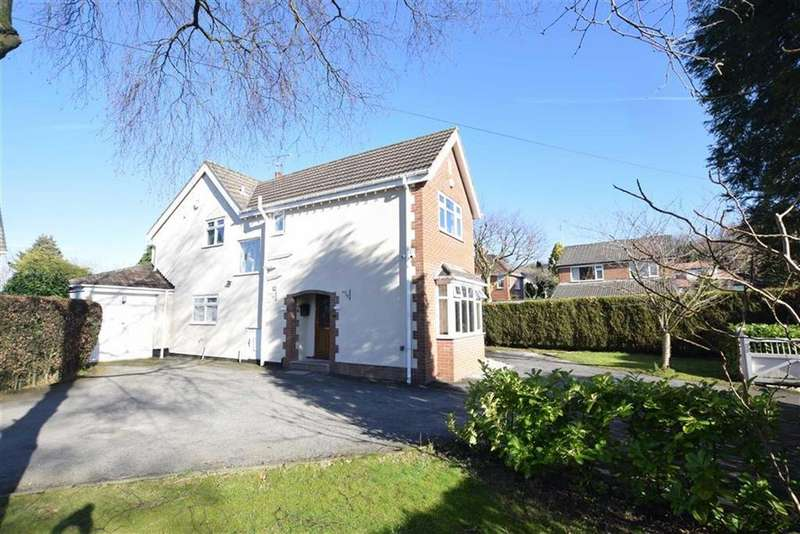 5 Bedrooms Detached House for sale in The Crescent, Stalybridge
