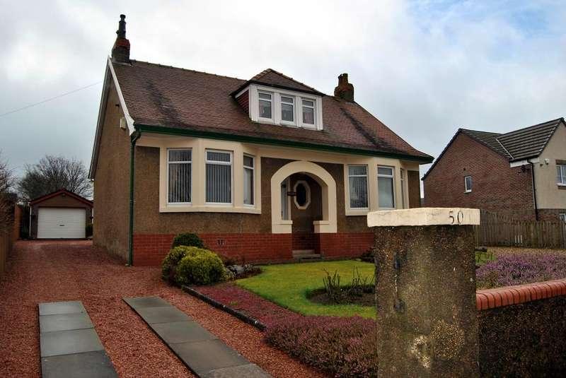 3 Bedrooms Detached House for sale in Wilton Road, Carluke ML8