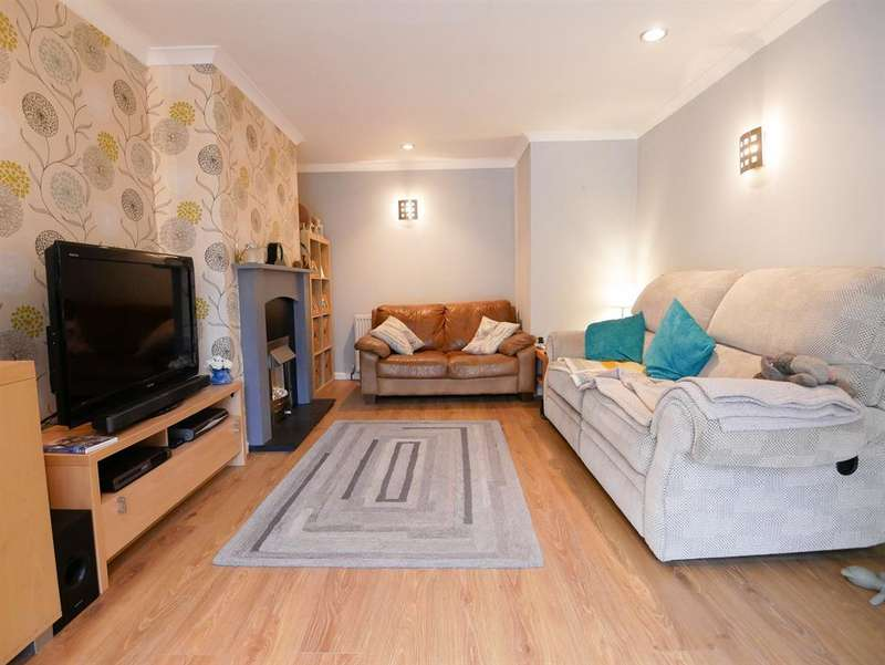 3 Bedrooms Semi Detached House for sale in The Rock, Brislington, Bristol, BS4 4PU