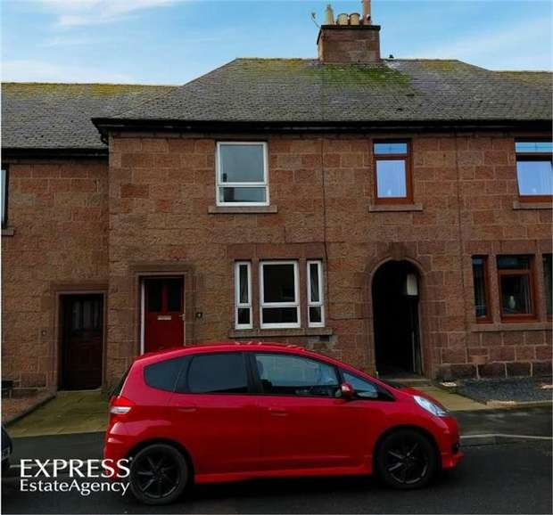 2 Bedrooms Terraced House for sale in York Terrace, Peterhead, Aberdeenshire