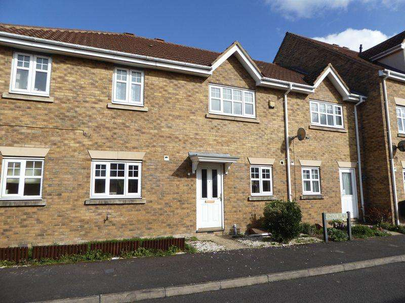 2 Bedrooms Terraced House for sale in Sphinx Place, Dunstable