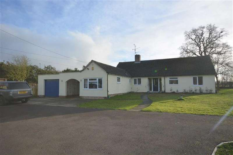 4 Bedrooms Bungalow for sale in Sticky Lane, Hardwicke