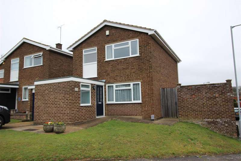 3 Bedrooms Detached House for sale in Benson Close, Luton
