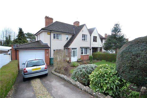 4 Bedrooms Semi Detached House for sale in Charlton Road, Bristol, BS10 6NG