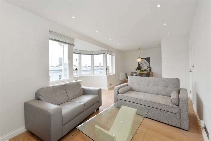 2 Bedrooms Flat for sale in Warrington Gardens, London, W9
