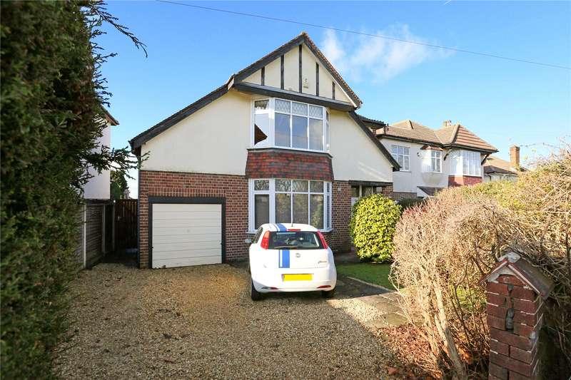 4 Bedrooms Detached House for sale in Kellaway Crescent, Henleaze, Bristol, BS9