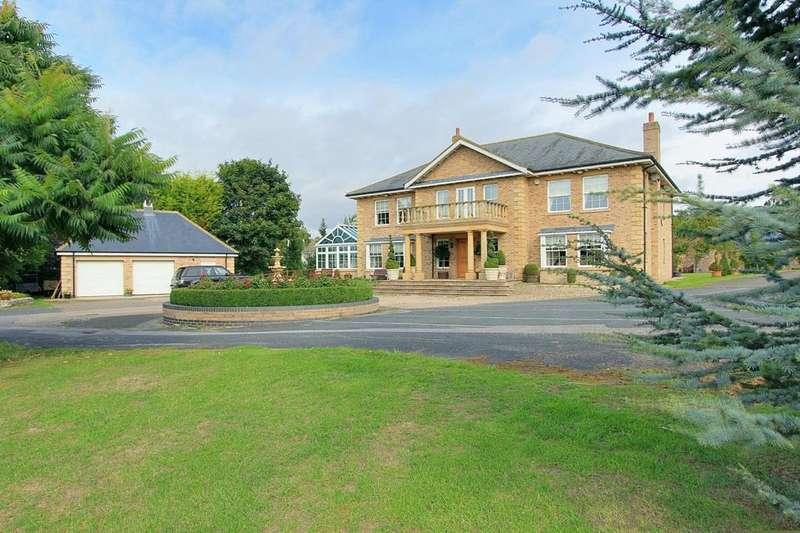4 Bedrooms Detached House for sale in Beck Lane, Welton, East Yorkshire, HU15