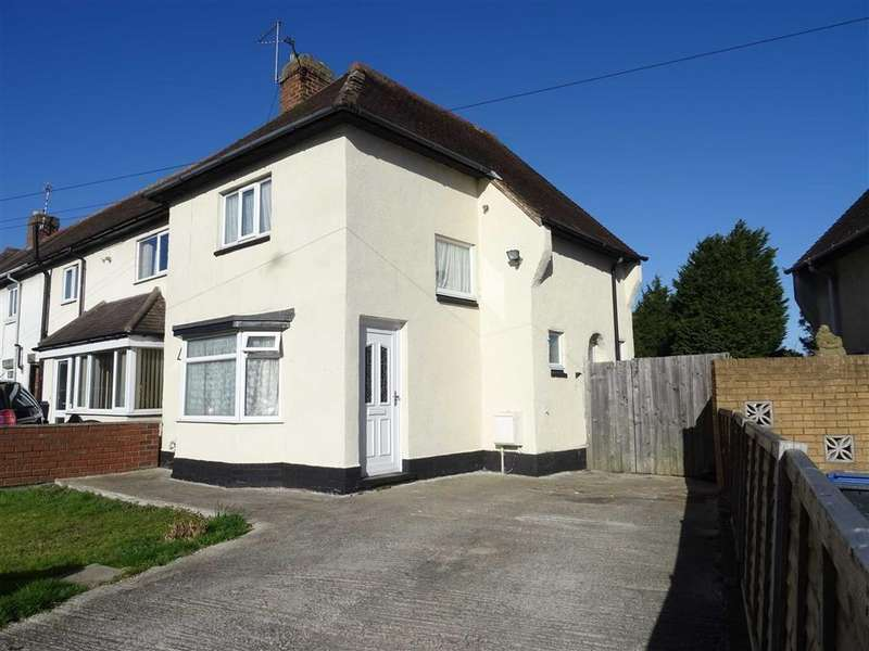 3 Bedrooms Terraced House for sale in Gwendoline Avenue, Hinckley
