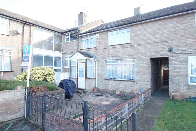 3 Bedrooms Terraced House for sale in Egerton Road, Slough