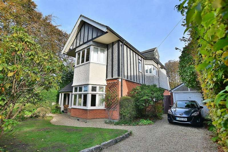 6 Bedrooms Detached House for sale in Oban Road, Bournemouth