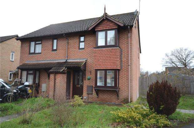 2 Bedrooms Semi Detached House for sale in Roycroft Lane, Finchampstead, Wokingham