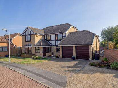 4 Bedrooms Detached House for sale in Musters Croft, Riverview Gardens, Colwick, Nottingham