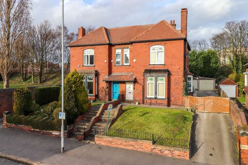 5 Bedrooms Semi Detached House for sale in Bradford Road, Wakefield