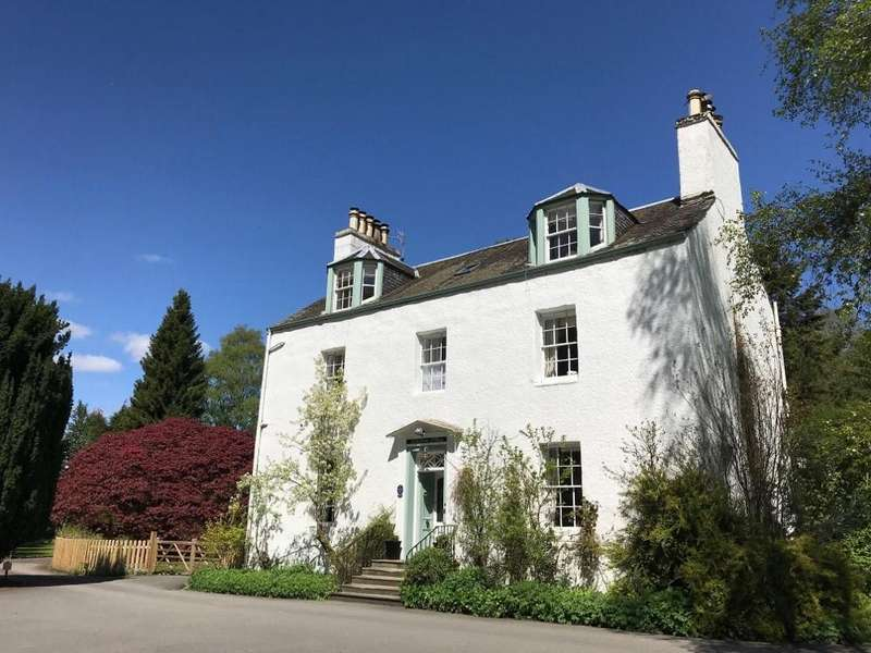 10 Bedrooms Guest House Commercial for sale in Old Perth Road, Pitlochry PH16