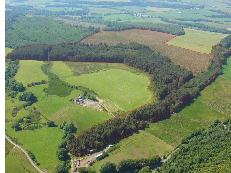 Land Commercial for sale in Cullochknowes Wood, Maybole, South Ayrshire KA19