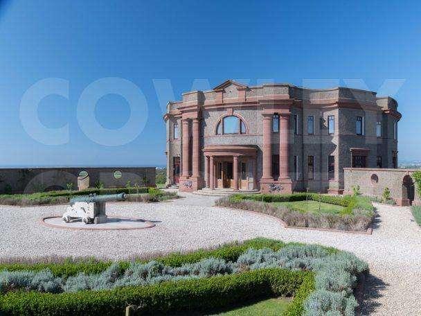 6 Bedrooms Detached House for sale in Arragon Mooar, Old Castletown Road, Santon
