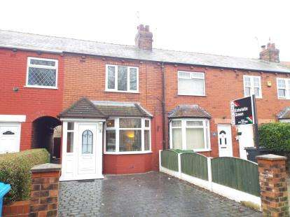 2 Bedrooms Semi Detached House for sale in Naylor Road, Widnes, Cheshire, WA8