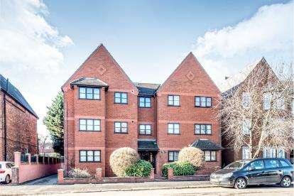 2 Bedrooms Flat for sale in Gerald Court, 178 Hurst Grove, Bedford, Bedfordshire