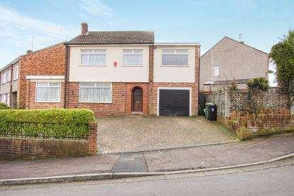 4 Bedrooms Detached House for sale in Walnut Crescent, Kingswood, Bristol, .
