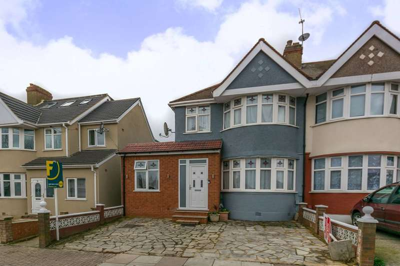 4 Bedrooms House for sale in The Rise, Sudbury, UB6