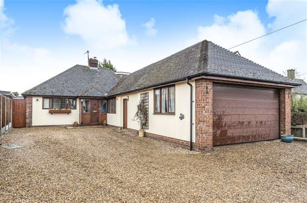 3 Bedrooms Chalet House for sale in Church End, Ravensden