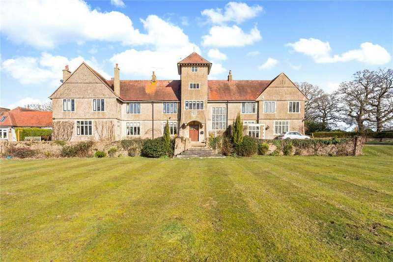 5 Bedrooms Unique Property for sale in Naldretts, Mill Lane, Sayers Common, West Sussex, BN6