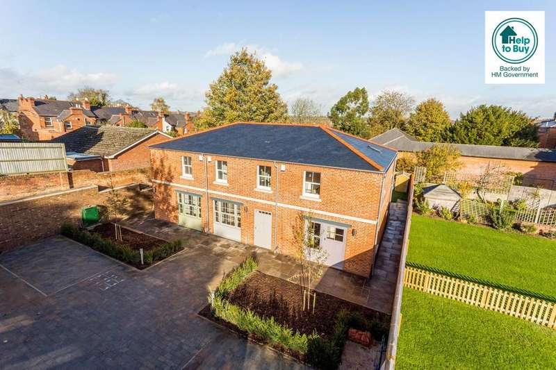 2 Bedrooms End Of Terrace House for sale in Aldworth Rise, Reading, RG1