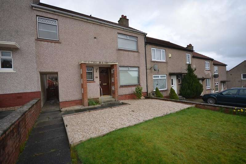 3 Bedrooms Terraced House for sale in Kinnoull Road, Kilmarnock, KA1