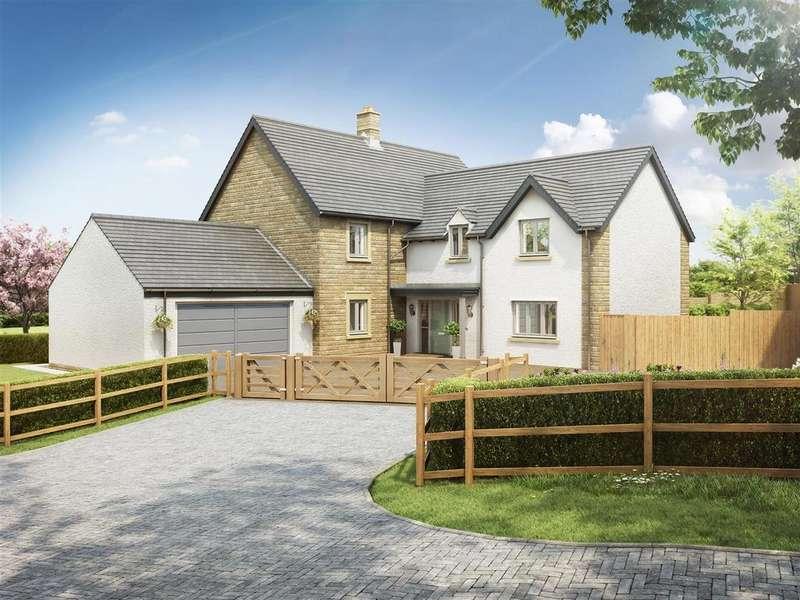 5 Bedrooms Detached House for sale in Newtown Park, Toddington, Cheltenham