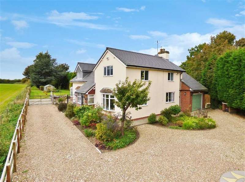 4 Bedrooms Detached House for sale in Malton Road, Cherry Burton